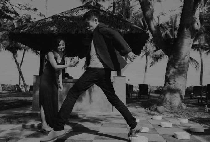 Casual prewedding shoot in Penang by Amelia Soo photography - 025