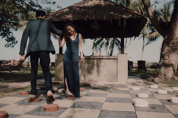 Casual prewedding shoot in Penang by Amelia Soo photography - 026