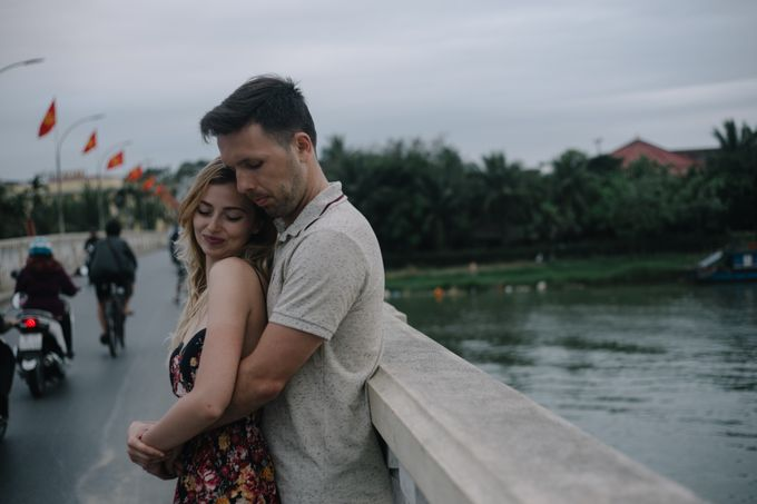 Pre wedding Kayla and peter in Hoi An Vietnam by Ruxat Photography - 021