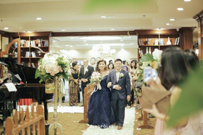 Johana dan Long by MERCANTILE PENTHOUSE WEDDING - 027