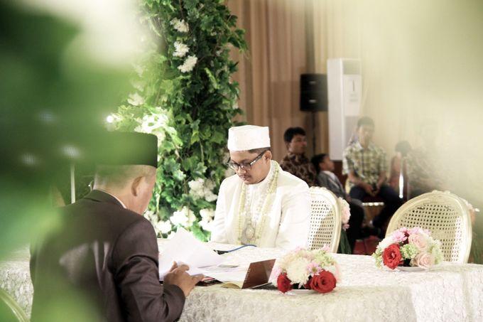 putri & Arif Akad Nikah by Our Wedding & Event Organizer - 010