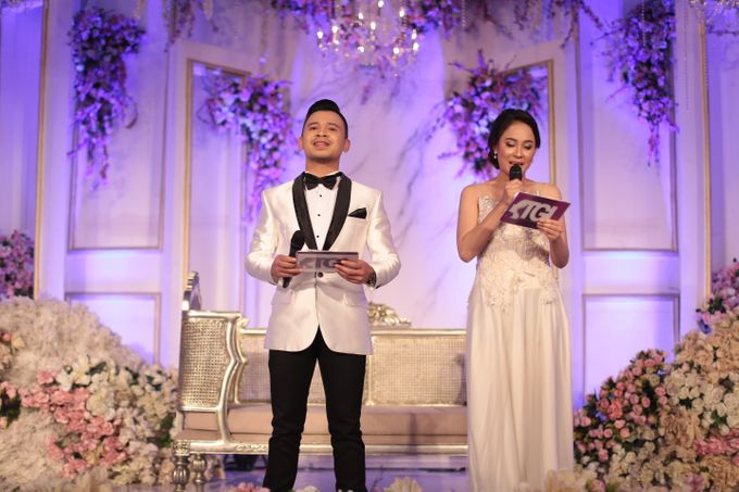 Wedding Of Azmi & Rabi'ah by The Great Larasati - 037