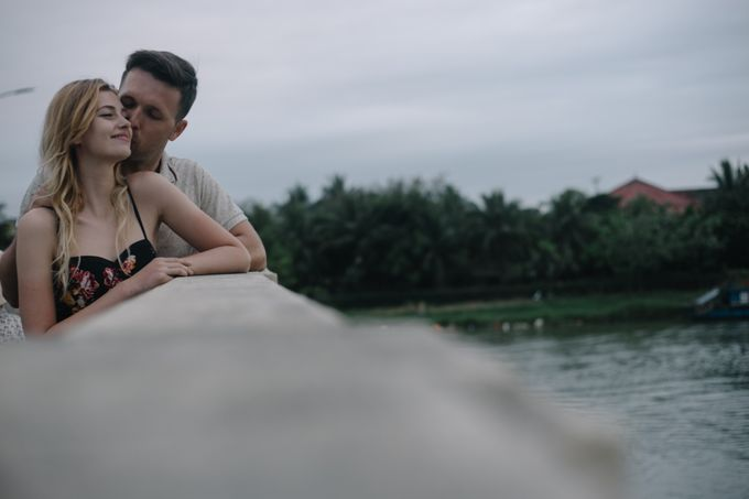 Pre wedding Kayla and peter in Hoi An Vietnam by Ruxat Photography - 023