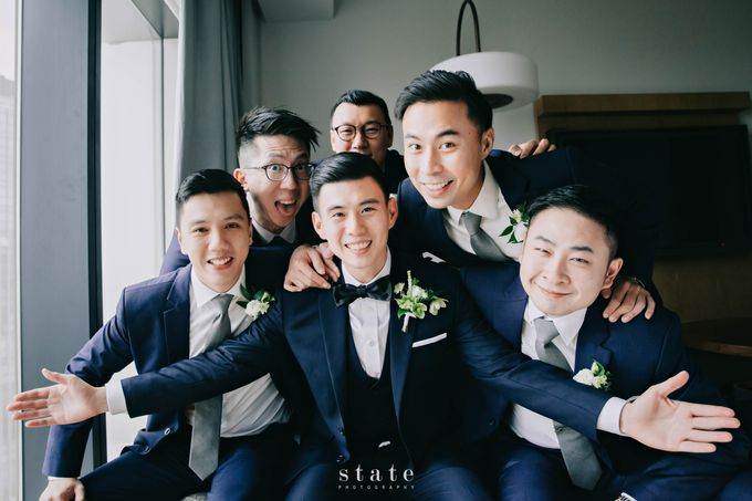 Wedding - Marc & Shenny Part 01 by State Photography - 028