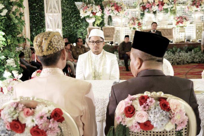 putri & Arif Akad Nikah by Our Wedding & Event Organizer - 011
