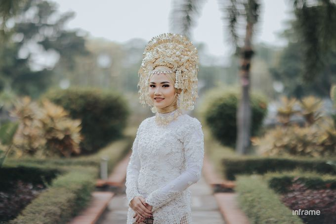 Yozha & Weldy Wedding day by Inframe photo video - 020