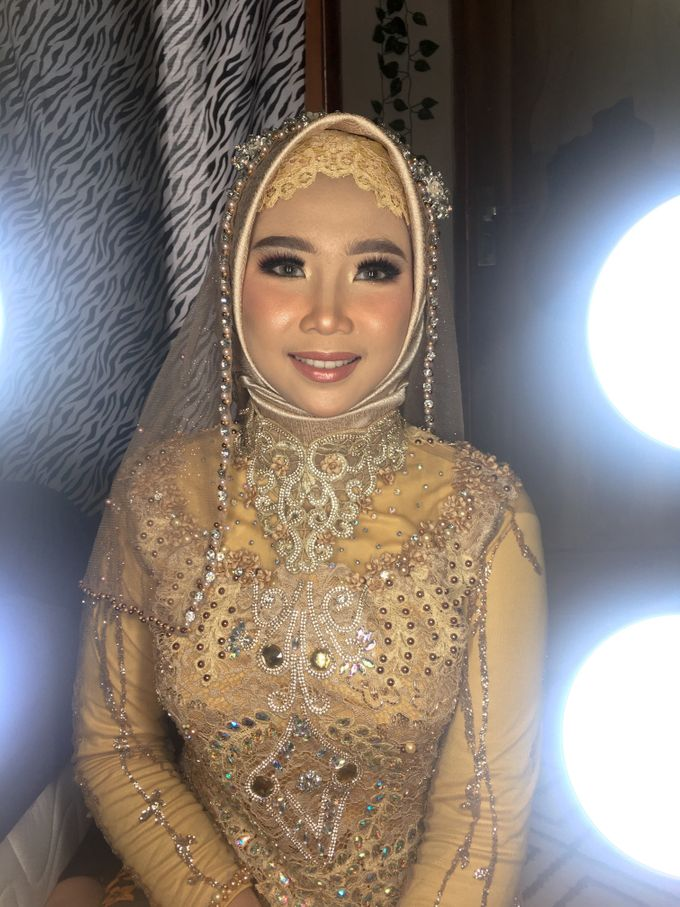 Hijabdo Modern by iir bahari professional makeup and wedding - 008