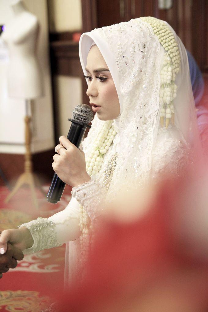 putri & Arif Akad Nikah by Our Wedding & Event Organizer - 012
