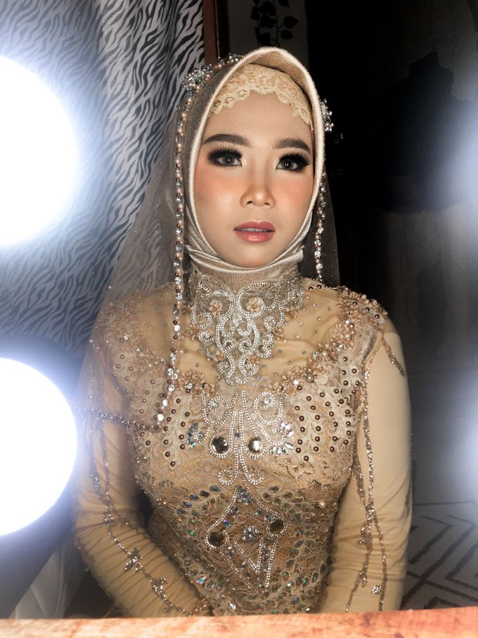 Hijabdo Modern by iir bahari professional makeup and wedding - 010