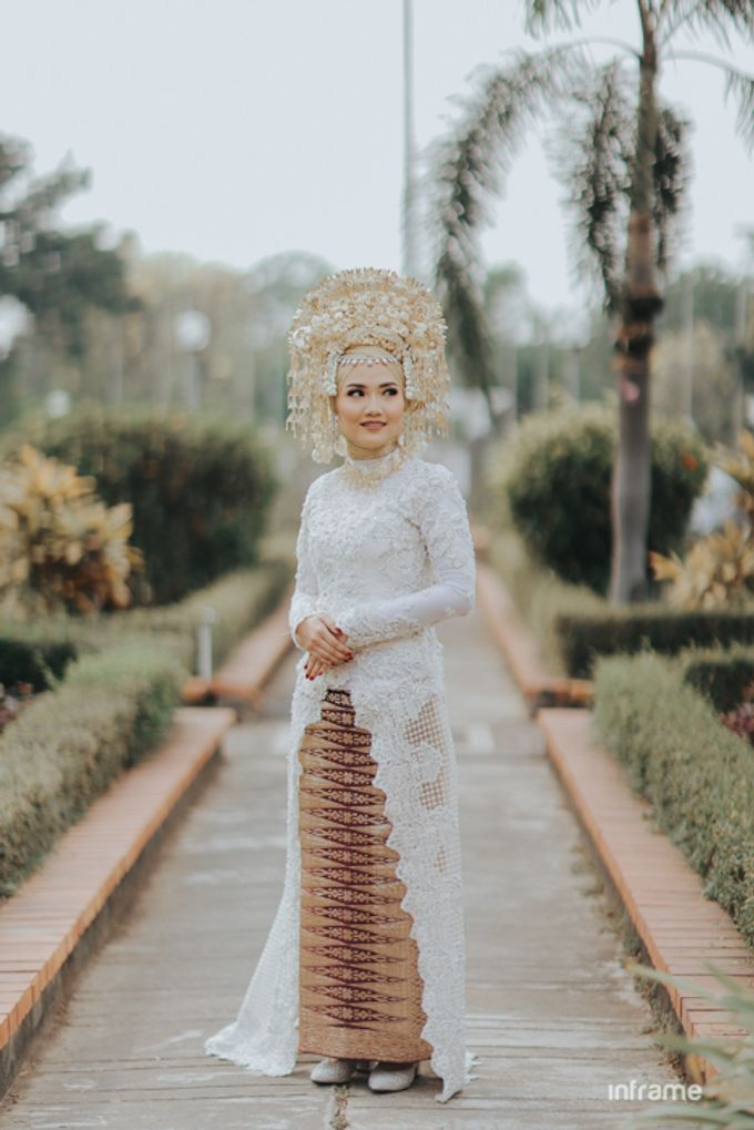 Yozha & Weldy Wedding day by Inframe photo video - 021