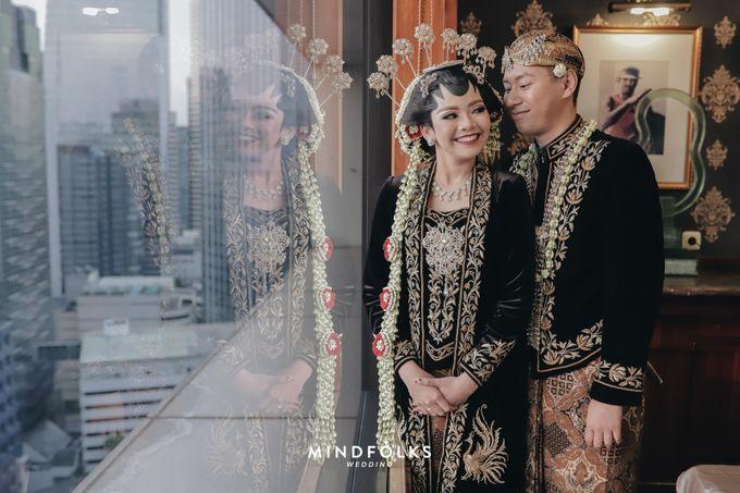 The Wedding of Sisi and Arnaud by MERCANTILE PENTHOUSE WEDDING - 023