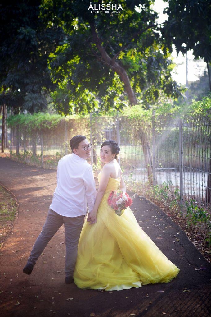 Prewedding of Lenny-Eldy at Alissha by Alissha Bride - 006