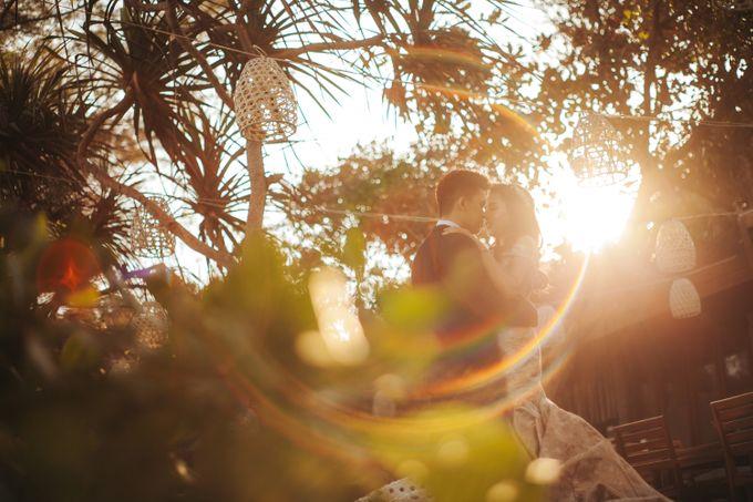 Belitung Prewedding of Ferderiko & Nathalia by GoFotoVideo - 009
