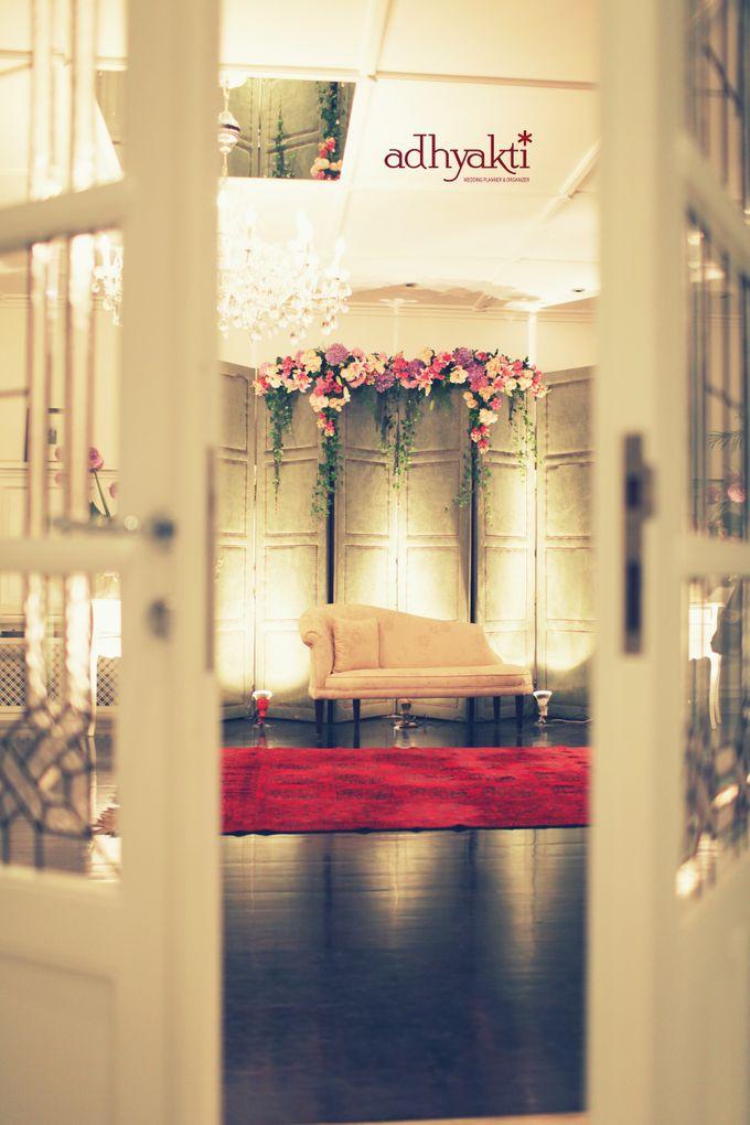 Smitha & Ega Wedding by Adhyakti Wedding Planner & Organizer - 012