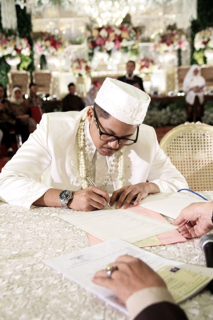 putri & Arif Akad Nikah by Our Wedding & Event Organizer - 013