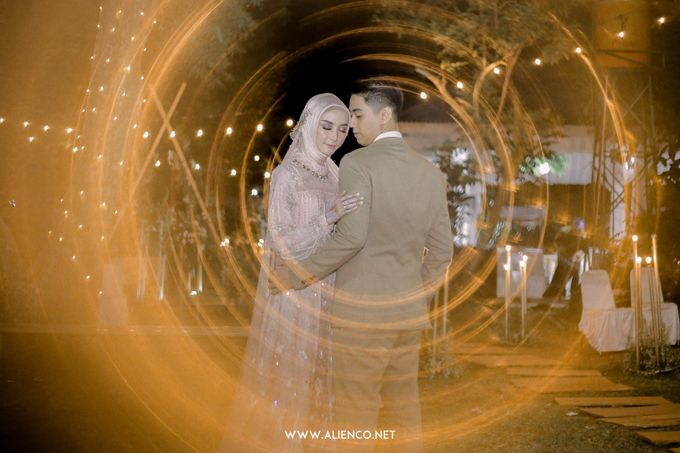 The Wedding Of Melly & Wisnu by alienco photography - 028