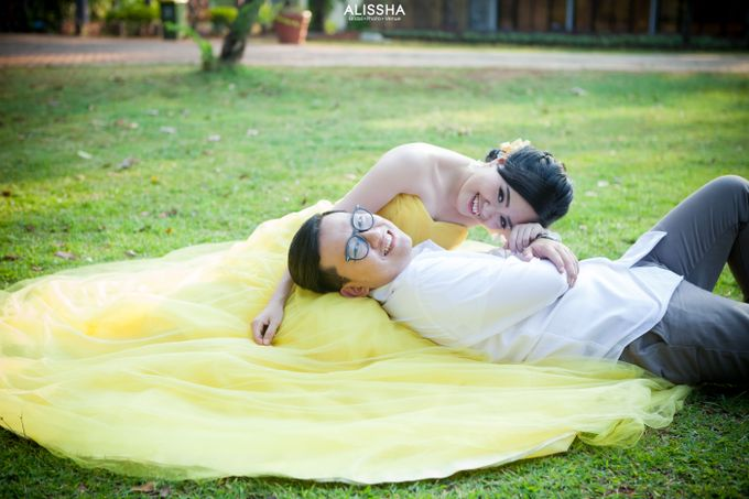 Prewedding of Lenny-Eldy at Alissha by Alissha Bride - 007