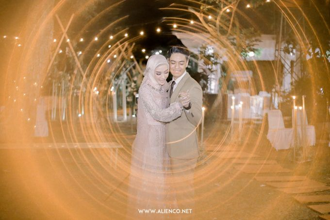 The Wedding Of Melly & Wisnu by alienco photography - 029
