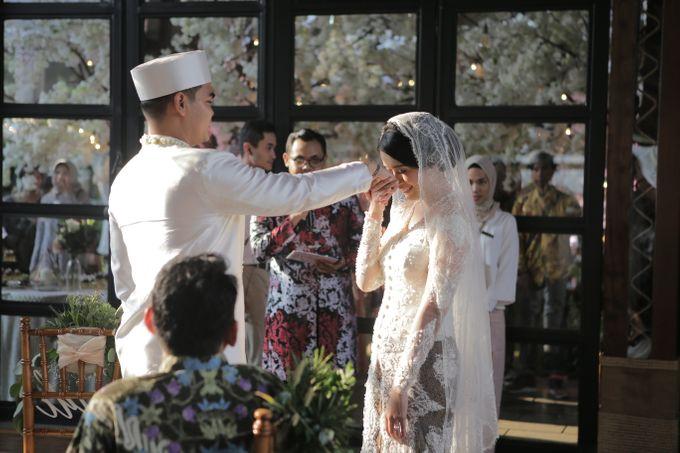 Ana & Adie Wedding by Akuwedding - 001