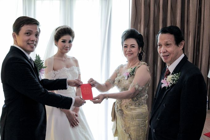 The Wedding of Andree & Risa by FROST Event Designer - 001