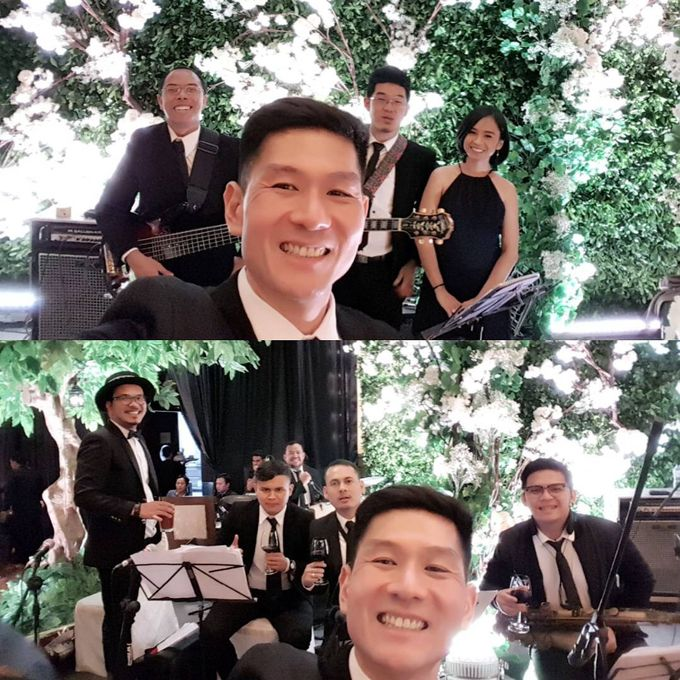 The Wedding of Andrew & Elvina by Untitled Band - 002