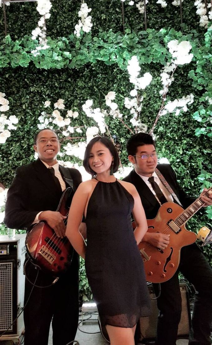 The Wedding of Andrew & Elvina by Untitled Band - 003