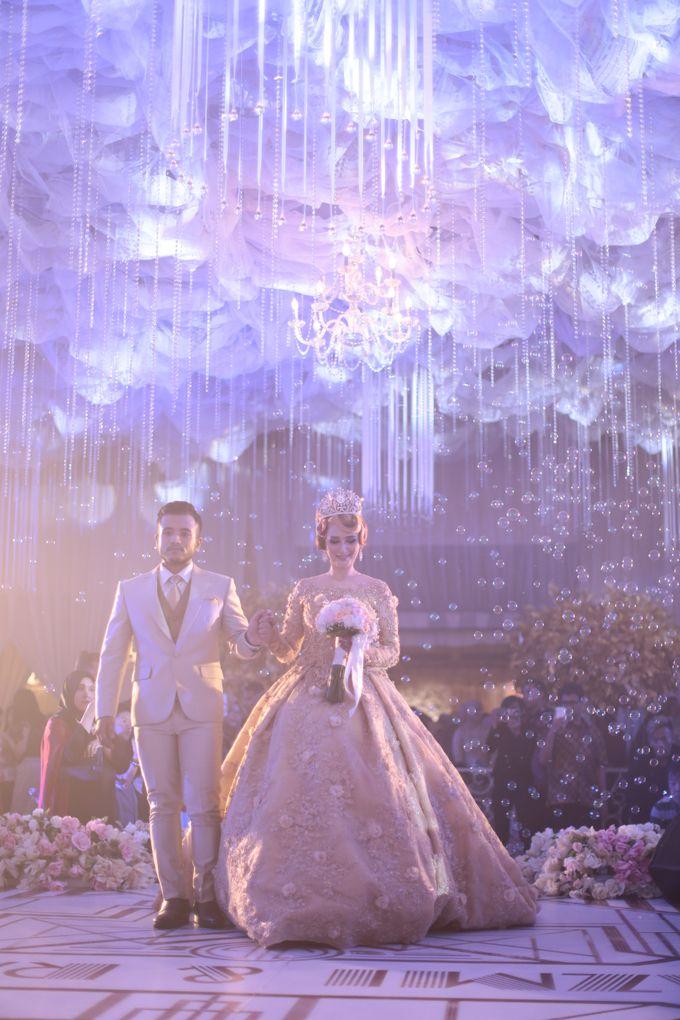Wedding Of Azmi & Rabi'ah by The Great Larasati - 038