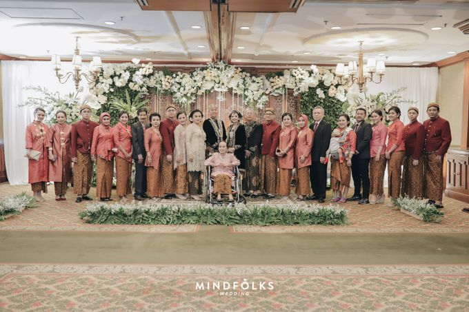 The Wedding of Sisi and Arnaud by MERCANTILE PENTHOUSE WEDDING - 024