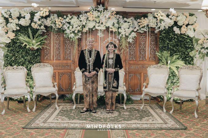 The Wedding of Sisi and Arnaud by MERCANTILE PENTHOUSE WEDDING - 025
