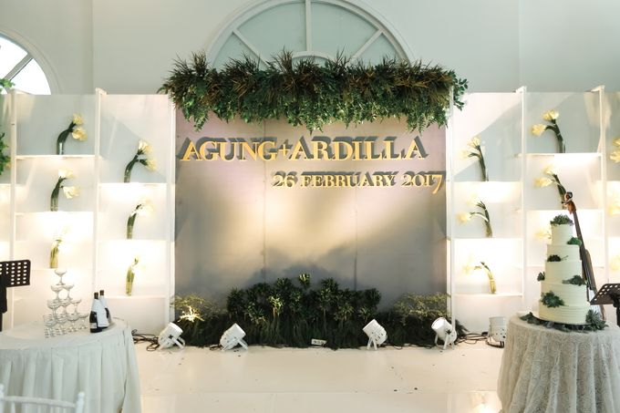 Agung & Ardilla by STEVE'S DECOR - 001