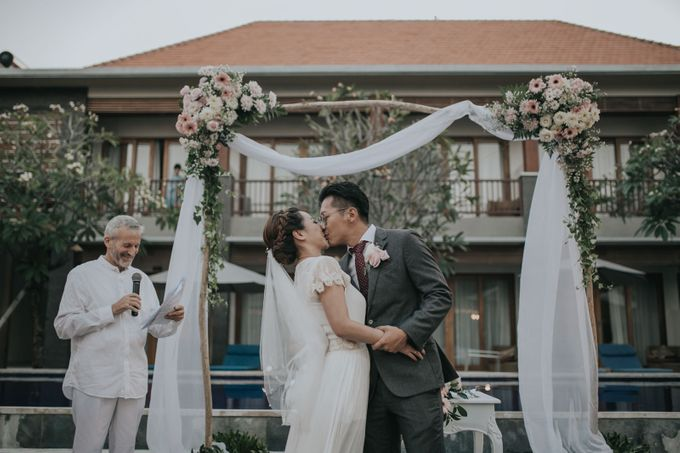 Wedding of  Agnes & Jet by Nika di Bali - 002