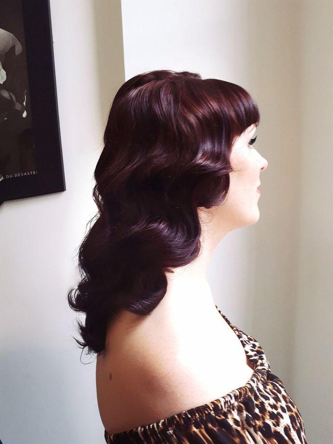 Bridal Hair by Maë Hair Specialist - 019