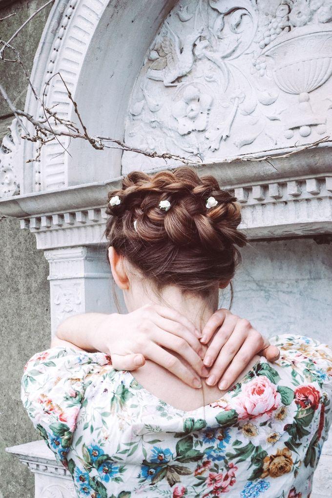 Bridal Hair by Maë Hair Specialist - 011