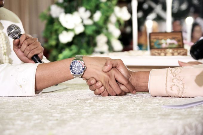 putri & Arif Akad Nikah by Our Wedding & Event Organizer - 014