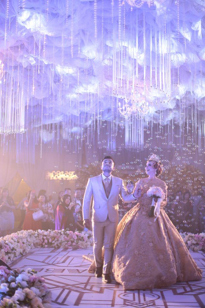 Wedding Of Azmi & Rabi'ah by The Great Larasati - 042