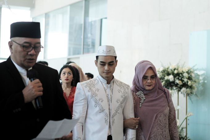 rani & dika akad nikah by Our Wedding & Event Organizer - 022