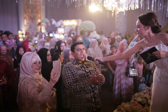 Wedding Of Azmi & Rabi'ah by The Great Larasati - 039