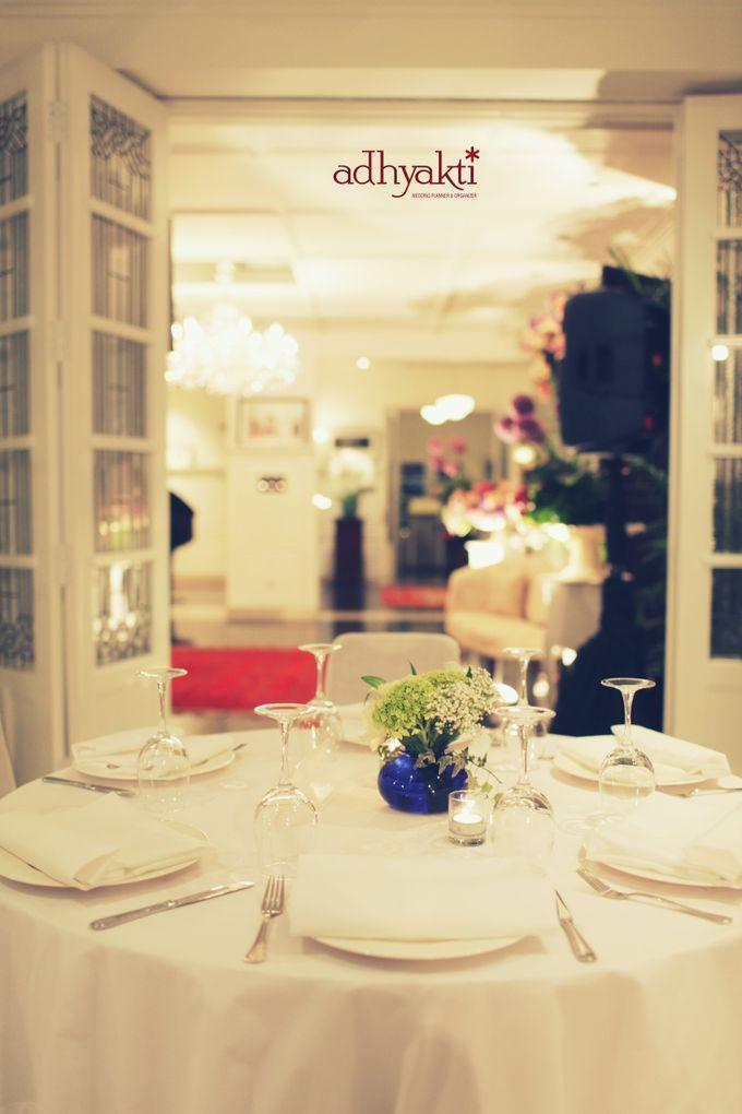 Smitha & Ega Wedding by Adhyakti Wedding Planner & Organizer - 014