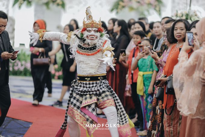Compilation of Balinese Wedding at 9th and 10th Floor by Dwi Tunggal Citra Catering - 003