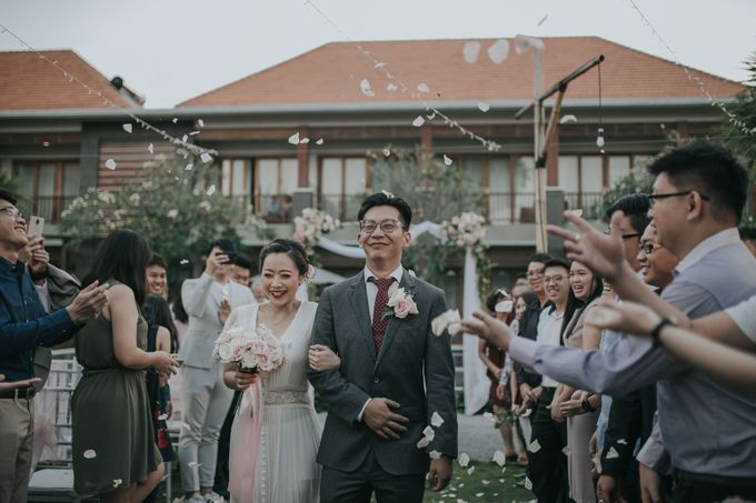 Wedding of  Agnes & Jet by Nika di Bali - 003