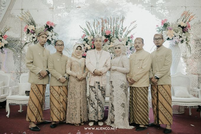 THE WEDDING OF ALDI & MUSTIKA by alienco photography - 030