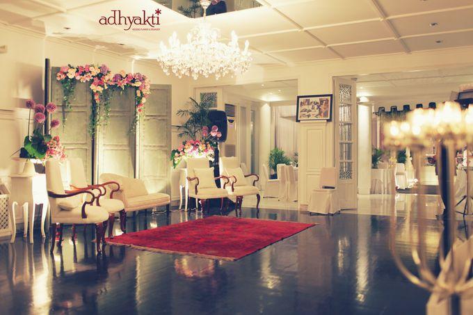 Smitha & Ega Wedding by Adhyakti Wedding Planner & Organizer - 015