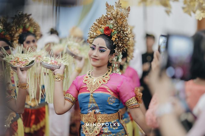 Compilation of Balinese Wedding at 9th and 10th Floor by Dwi Tunggal Citra Catering - 001