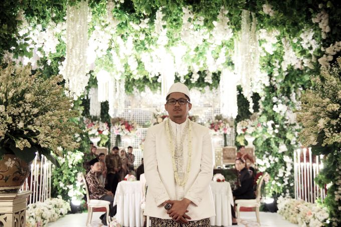 putri & Arif Akad Nikah by Our Wedding & Event Organizer - 016