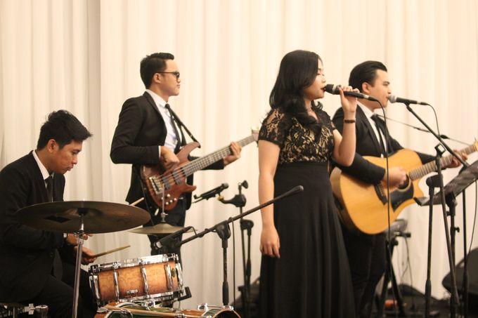 The Wedding of Armand & Vinny by Royal Kuningan Jakarta - 004