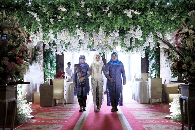 putri & Arif Akad Nikah by Our Wedding & Event Organizer - 017