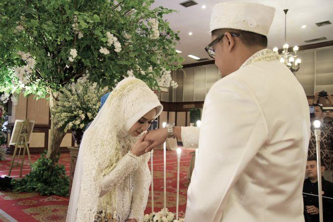 putri & Arif Akad Nikah by Our Wedding & Event Organizer - 018