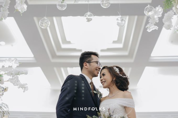 The Wedding of Hanny and Joshua by  Menara Mandiri by IKK Wedding (ex. Plaza Bapindo) - 011