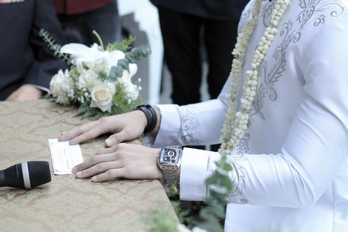rani & dika akad nikah by Our Wedding & Event Organizer - 027