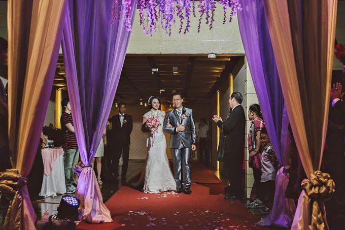 Hotel Borobudur Jakarta - Ferry & Ester by Impressions Wedding Organizer - 014
